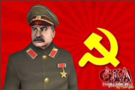 Stalin para GTA San Andreas