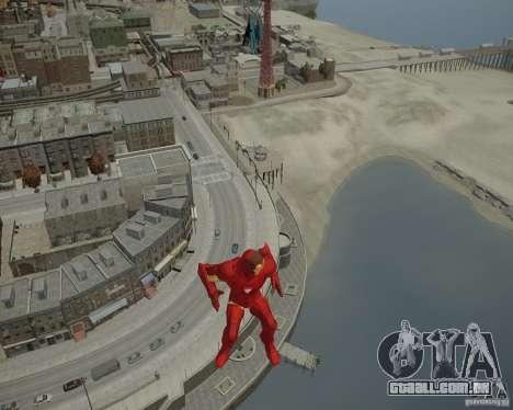 Iron Man Mk3 Suit para GTA 4 oitavo tela