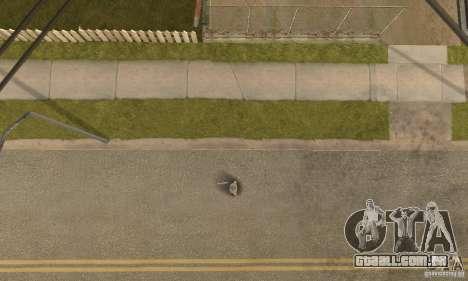Câmera GTA2 para GTA San Andreas