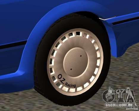 Z-s wheel pack para GTA San Andreas quinto tela