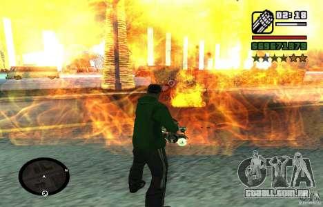 New Effects [HQ] para GTA San Andreas sexta tela