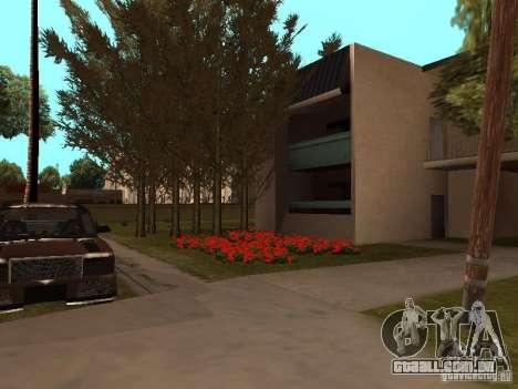 Grand Street para GTA San Andreas sexta tela