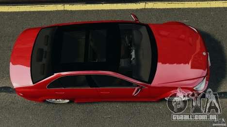 Mercedes-Benz C350 Avantgarde v2.0 para GTA 4 vista direita