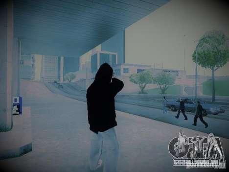 MOD de Valera para GTA San Andreas quinto tela