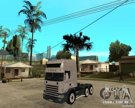Scania 164L 580 para GTA San Andreas