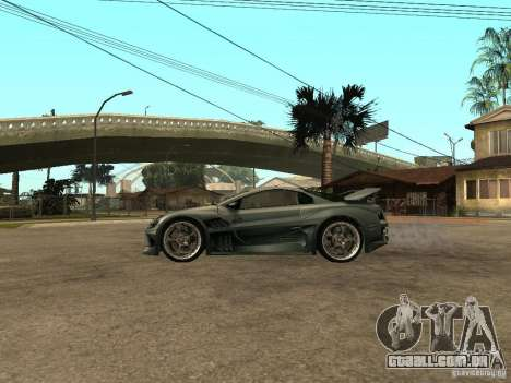 CyborX CD 10.0 XL GT v2.0 para GTA San Andreas esquerda vista