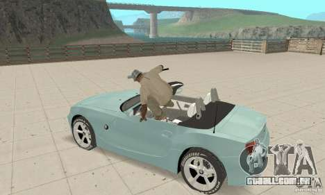 BMW Z4 Roadster 2006 para GTA San Andreas