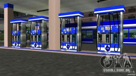 Aral Tankstelle Mod para GTA Vice City terceira tela