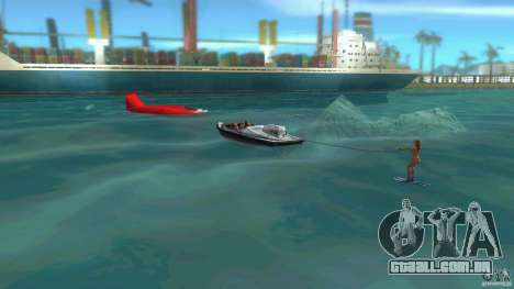 Ski Speeder para GTA Vice City