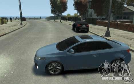 Kia Forte Koup SX para GTA 4