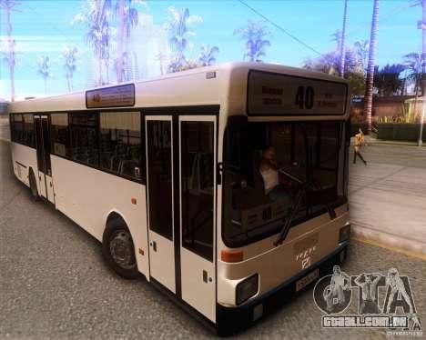 MAN SL202 para GTA San Andreas