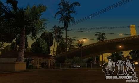 Green Piece v1.0 para GTA San Andreas oitavo tela