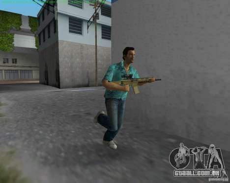 ACR para GTA Vice City terceira tela