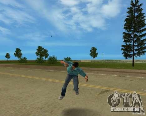 Animação de TLAD para GTA Vice City oitavo tela
