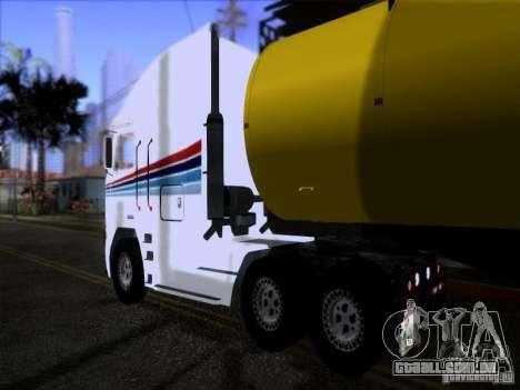 Freightliner Argosy Skin 3 para GTA San Andreas vista direita