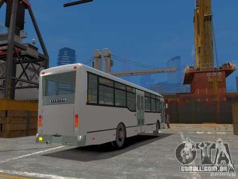 Volzhanin 52702 para GTA 4 esquerda vista