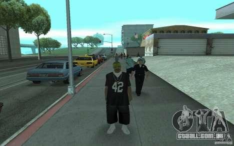 Novas skins de Los Santos Vagos para GTA San Andreas