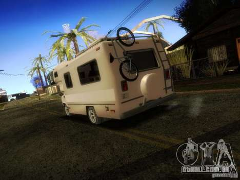 Journey para GTA San Andreas vista direita