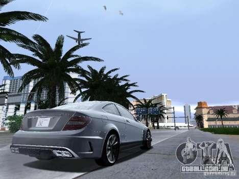 ENB Series by JudasVladislav v2.1 para GTA San Andreas terceira tela