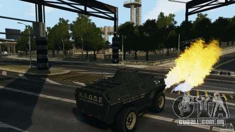 Tank Mod para GTA 4 terceira tela