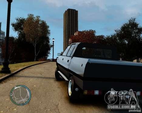 FSO Polonez Analog 4wd para GTA 4 vista direita