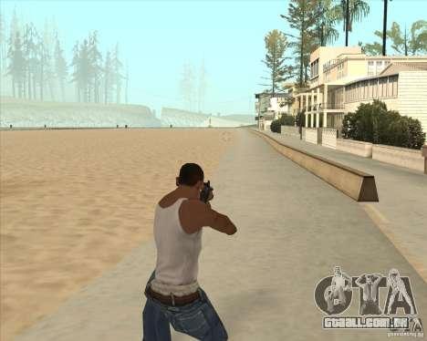AK-47 HD para GTA San Andreas segunda tela