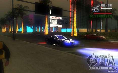 ENBSeries by Gasilovo v2 para GTA San Andreas sexta tela