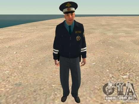 Major DPS para GTA San Andreas