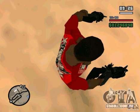 Black Ops Commando para GTA San Andreas terceira tela
