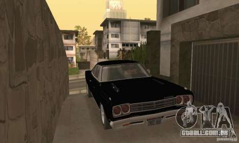 Plymouth Roadrunner 383 para GTA San Andreas