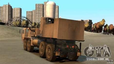 HEMTT Phalanx para GTA 4