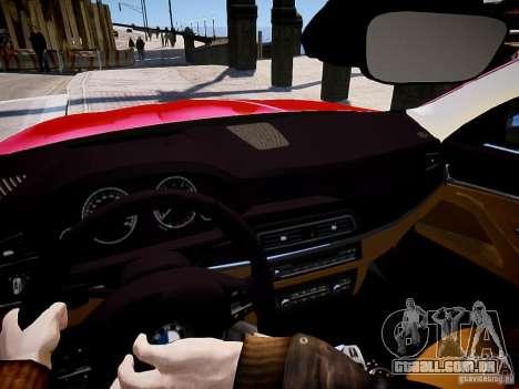 BMW 525i Touring para GTA 4 vista direita