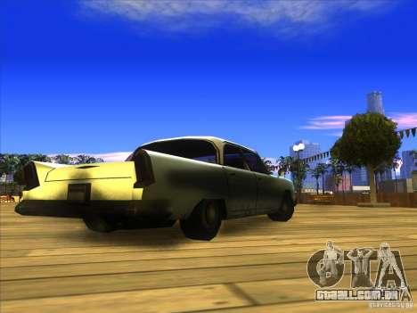Glendale - Oceanic para GTA San Andreas vista direita
