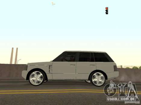 Luxury Wheels Pack para GTA San Andreas sexta tela