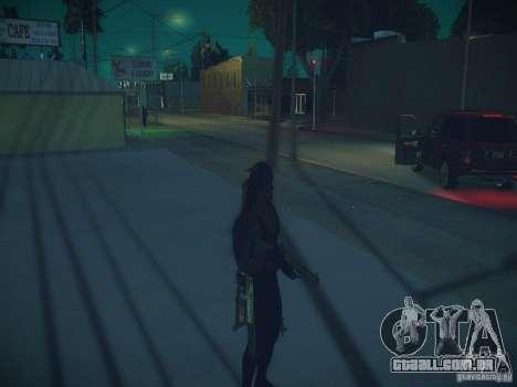 ENB v2 by Tinrion para GTA San Andreas por diante tela