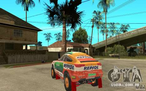 Mitsubishi Racing Lancer para GTA San Andreas