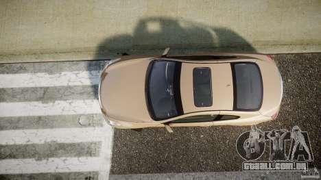 Infiniti G37 Coupe Sport para GTA 4 vista direita