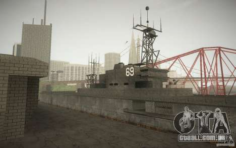 SF Army Re-Textured ll Final Edition para GTA San Andreas oitavo tela