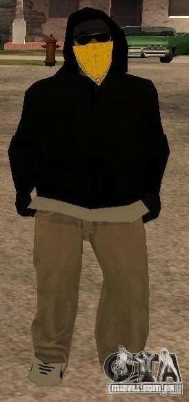 Novas skins gangue de Vagos para GTA San Andreas terceira tela