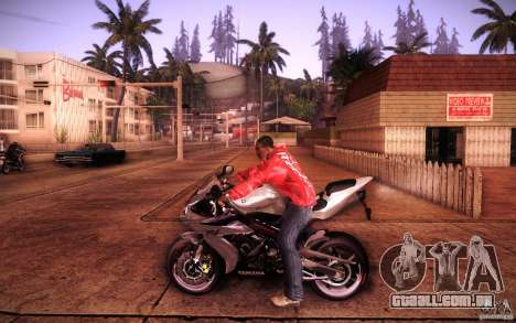 Yamaha YZF R1 para GTA San Andreas
