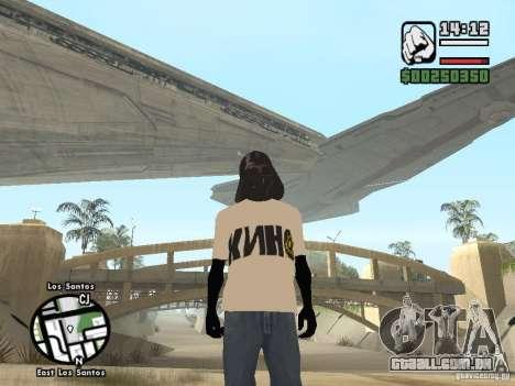 FILME Mike para GTA San Andreas