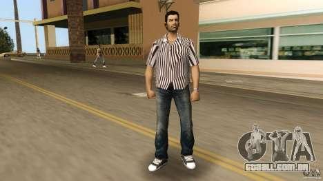 Pele de Tommy para GTA Vice City
