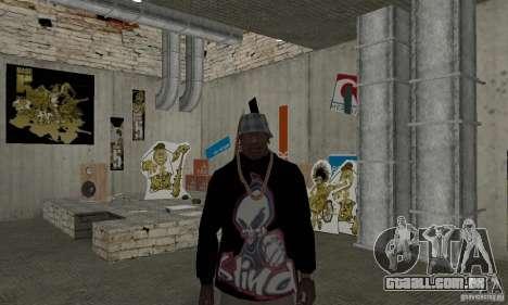 1 Hoodie para GTA San Andreas