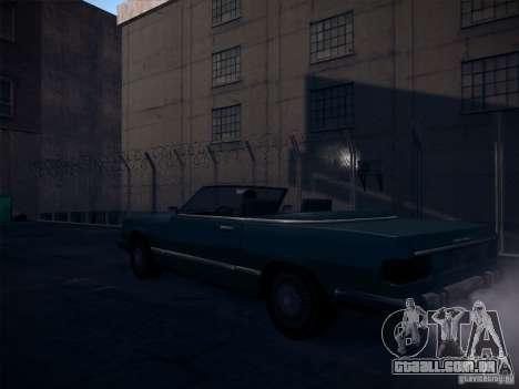 ENBSeries by CatVitalio para GTA San Andreas por diante tela