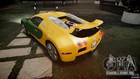 Bugatti Veyron 16.4 v3.0 2005 [EPM] Machiavelli para GTA 4 vista inferior