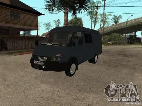 Gazela 2705 negócios para GTA San Andreas
