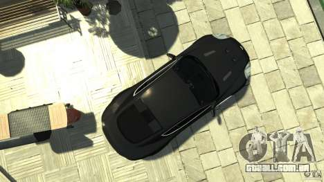 Aston Martin DBS v 1.1 matizado para GTA 4 vista direita