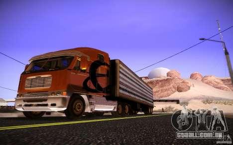 Freightliner Argosy para GTA San Andreas