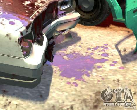 Blood Tweak 1.0 para GTA 4 décimo tela