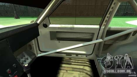 Audi Quattro Group B para GTA 4 vista interior